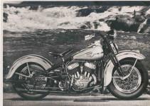 49 Harley Devidson model 45